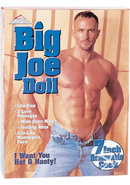 Big Joe Male Love Doll With 7 Inch Removable Dong